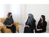 Vali Becel, şehit polis memuru Furkan Demir'in ailesini ziyaret etti