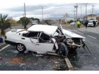 Aydın'da 2020 yılında 56 kişi trafik kazalarında hayatını kaybetti