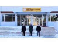 İl Milli Eğitim Müdürü Akyol, Bozüyük'teki okullarda incelemelerde bulundu