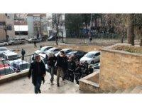 Bilecik'te fuhuş operasyonu, 2'si bayan, 8 kişi gözaltında