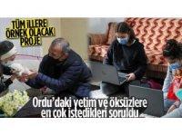 Kamil Saraçoğlu'nun projesi ilham kaynağı oldu