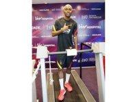 Henry Onyekuru sağlık kontrolünden geçti