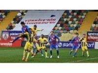 TFF 1. Lig: Altınordu: 2 - Menemenspor: 4