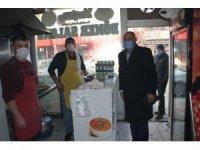 Malazgirt'te maske denetimleri sürüyor