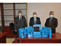 Ticaret ve Sanayi Odası'ndan tablet bilgisayar bağışı