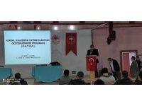 Altıntaş'ta ''Kırsal Kalkınma Destekleri'' bilgilendirme toplantısı