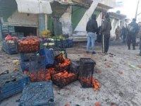 """MSB: """"Teröristler, Tel Abyad şehir merkezinde patlattıkları bomba ile 3 masum sivili katlederken, 2 sivili de yaraladı. Yaralılar, Akçakale Devlet Hastanesine sevk edildi."""""""