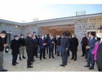 Kültür ve Turizm Bakan Yardımcısı Demircan, Şırnak'ta tarihi mekanları gezdi