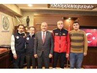 Başkan Türkyılmaz başarılı personelleri ödüllendirdi