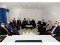 TSO'dan siyasi partilere istişare turu