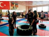 Başkan Arif Alkan'dan ferdi spor branşlarına ziyaret