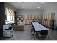 Sivas'ta öğretmen odaları yenileniyor