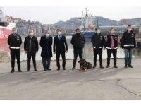 Zonguldak'ta 26 Ocak Dünya Gümrük Günü kutlandı