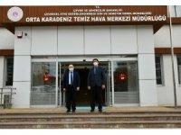 """Vali Dağlı: """"Samsun'da hava kalitesi ölçüm sonuçları uluslararası sınırların çok altında"""""""
