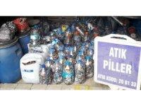 Körfez Belediyesi bin 950 kilo atık topladı