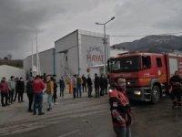 Sakarya'da patlama sesi ekipleri harekete geçirdi