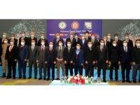 Erzincan'da Girlevik- Çemişgezek- Bayburt Hidroelektrik Santrallerinin devir teslim sözleşme töreni gerçekleştirildi