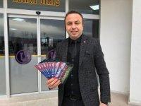 Uğur'dan Düzcespor, 'Hatıra Bilet' kampanyasına destek
