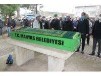 Manyas Belediye Başkanı Barçin'in anne acısı