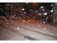 Kar İstanbul'un kapısına dayandı