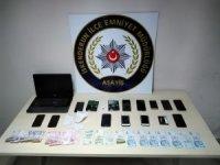 Hatay'da yasa dışı bahis operasyonu: 9 gözaltı