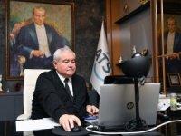 """ATSO Başkanı Çetin: """" Turizmin ayağa kalkabilmesi için Covid-19'un belini kırdığımızı göstermemiz gerekiyor"""""""