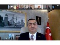 """Başkan Büyüksimitci: """"Kayseri 1684 ihracatçısı ile 179 Ülkeye İhracat Yapıyor"""""""