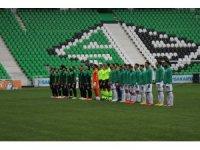 2. Lig: Sakaryaspor:1 - 1922 Konyaspor: 1