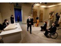 Almanya'da Federal Meclis'te Holokost kurbanları için özel oturum