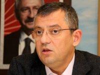 CHP'li Özel: Arkadaşlarımızı kaybetmek istemeyiz