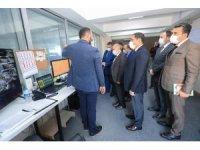 Masatlı ve Dağlı'dan Suluova TDİ Besi OSB'de inceleme