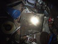 Başkent'te demir kapak hırsızları bekçilerden kaçamadı