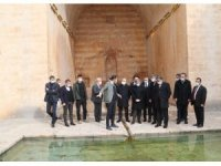 Kültür ve Turizm Bakan Yardımcısı Demircan Mardin'de
