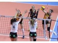 2021 Kadınlar CEV Kupası: Dresdner: 1 - Galatasaray HDI Sigorta: 3