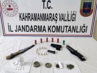 Kahramanmaraş'ta uyuşturucuya 3 gözaltı