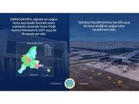 Türkiye havalimanları, bin 297 uçuşla Avrupa'da birinci oldu
