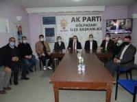 AK Parti'den Gölpazarı teşkilatına ziyaret