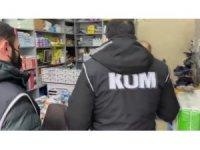 Covid-19 tedavisinde kullanılan medikal ürünleri sahte faturayla satan iş yerlerine baskın