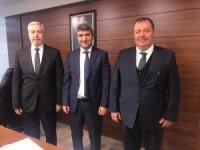 Başkan Ramazan Ankara temaslarını tamamladı