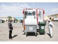 Kocasinan Belediyesi, 130 ton kıyafet atığını geri dönüşüme kazandırdı