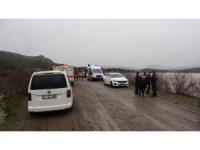 Çanakkale'de baraj suyuna kapılan iki kişiden birinin cansız bedenine ulaşıldı