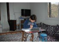 Bakanlığın hediyesi tablet, Selim'in umudu oldu