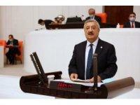 Milletvekili Nasır'dan İzmir'e iki müjde