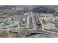 Bayburt Kırklartepe Barajı'nda yüzde 90 fiziki gerçekleşme