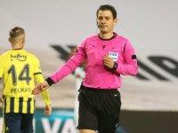 Süper Lig'de 22. hafta hakemleri! Beşiktaş-Trabzonspor derbisini…