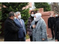 Bakan Zehra Zümrüt Selçuk Samsun'da