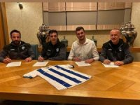 FC Shkupi'nin yeni teknik direktörü Hasan Özer oldu
