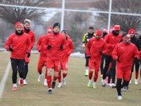 Sivasspor, Alanya hazırlıklarını sürdürdü