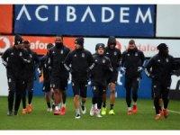 Beşiktaş tam kadro çalıştı