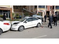 Edremit'te ehliyetsiz sürücü yolu savaş alanına çevirdi